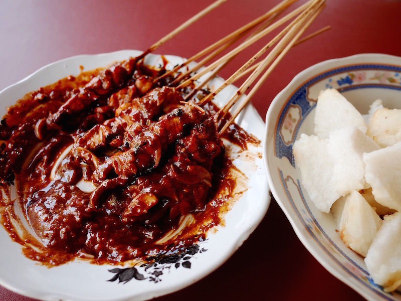 Meals Sate